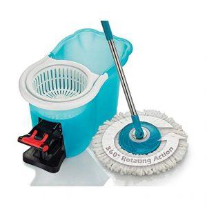 Hurricane Spin Mop Home