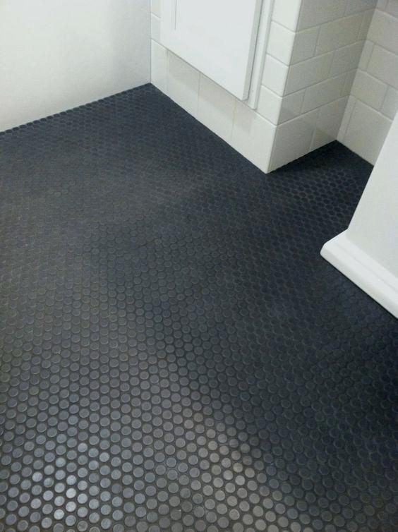How To Install Rubber Bathroom Flooring