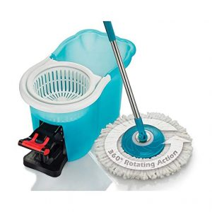 Hurricane Spin Mop Home