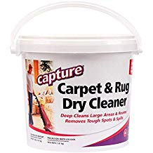 Capture Carpet Dry Cleaner