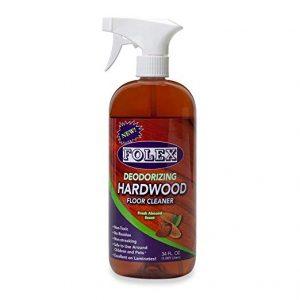 Folex Professional Deodorizing Hardwood Floor Cleaner