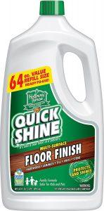 Quick Shine Multi-Surface Floor Finish and Polish