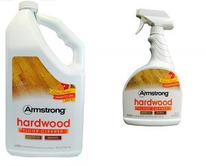 Armstrong 64+32 fl oz Hardwood Floor Cleaner Citrus Fusion