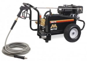 Mi-T-M CW3004-4MGH 3000 PSI 3.5 GPM With Honda GX390 Engine