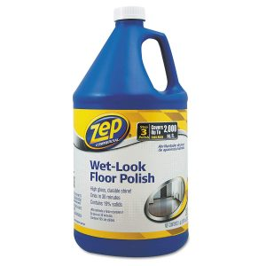 Zep Commercial 1044898 Wet look Floor Polish