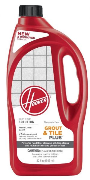 Hover FloorMate Grout & Tile Plus Hard Floor Cleaning Solution