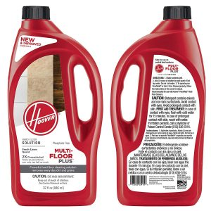 Hoover Multi-floor Plus Hard Floor Cleaner Detergent Solution