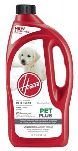 Hoover PetPlus Pet Stain and Odor Remover AH30325NF