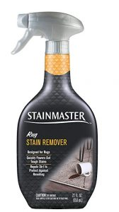 Stainmaster Area Rugs Stain Remover & Cleaner