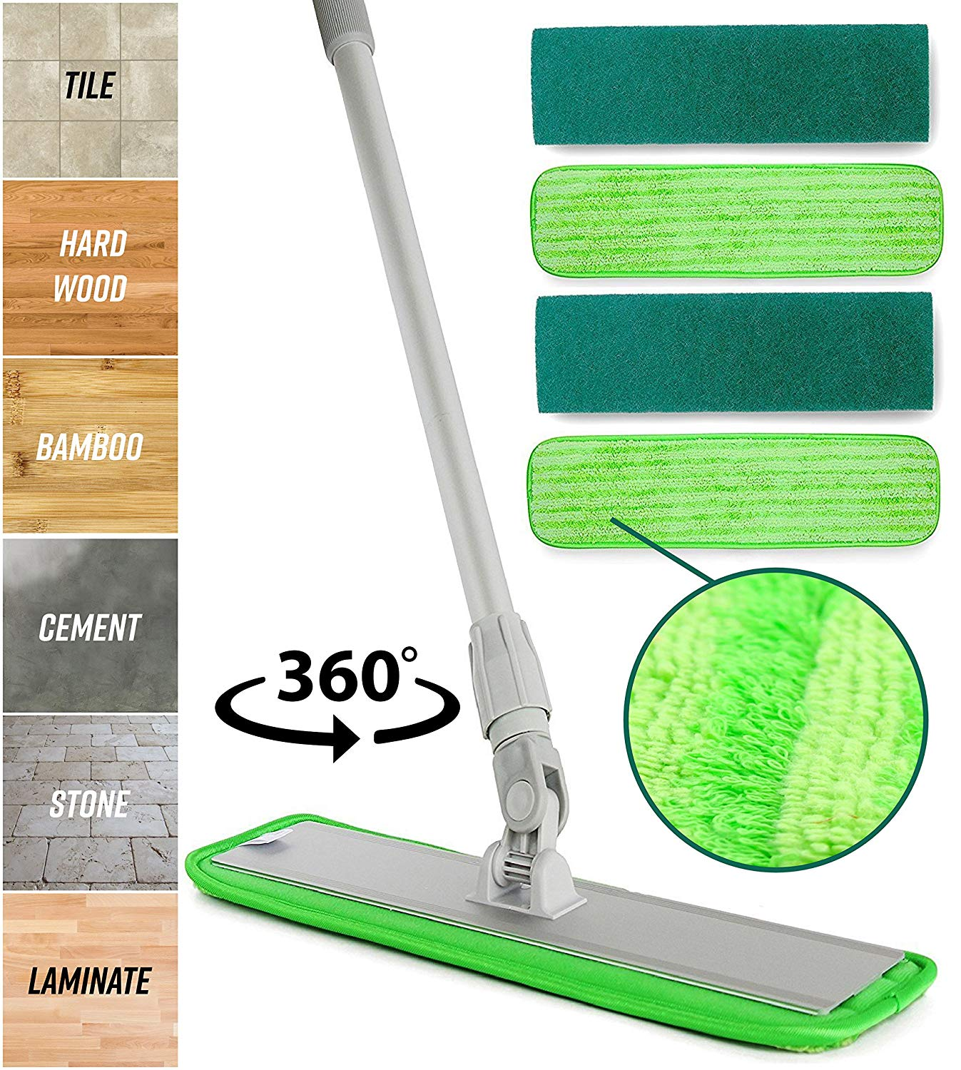 Best Dust Mop For Laminate Floor